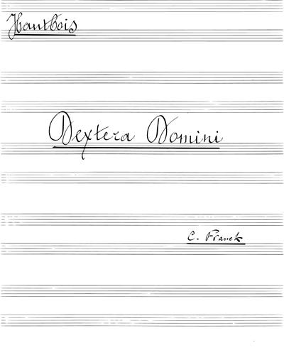 Dextera Domini