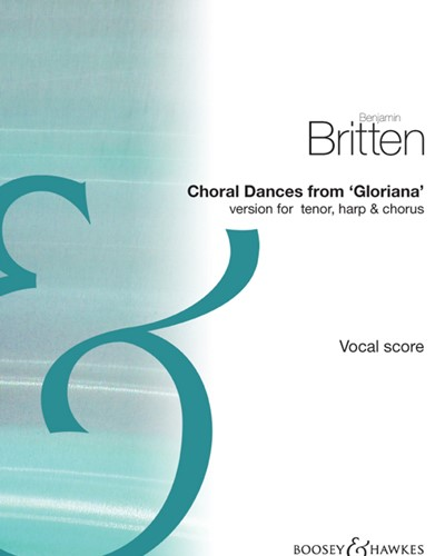 """Choral Dances from """"Gloriana"""""""