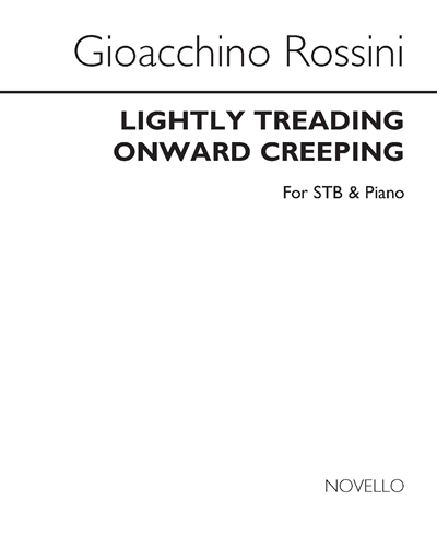 "Lightly Treading, Onward Creeping (from ""Il Barbiere di Siviglia"")"
