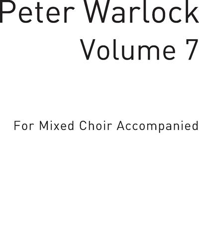 Choral Music Vol. 7