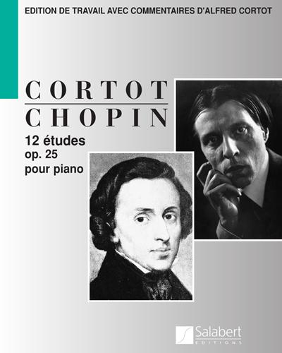 12 Études Op. 25