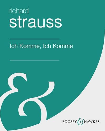 "Ich Komme, Ich Komme (from the Opera ""Daphne"")"