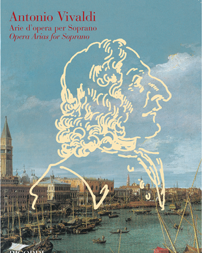 Arie d'opera per soprano