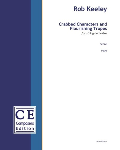 Crabbed Characters and Flourishing Tropes