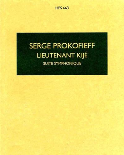 Lieutenant Kijé Suite, op. 60
