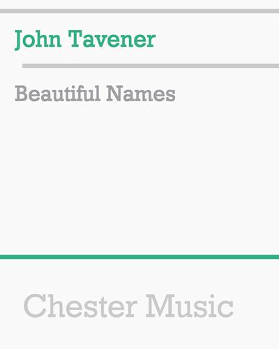 Beautiful Names