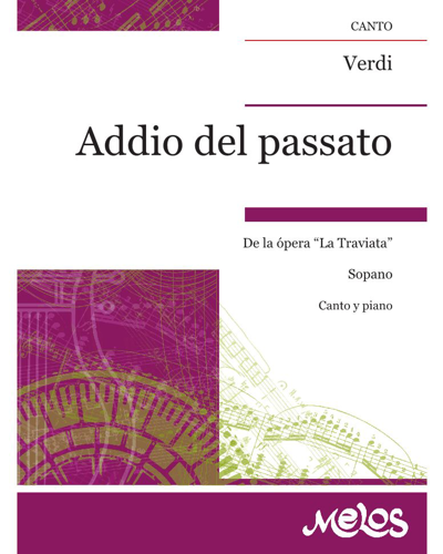 "Addio del passato (from the opera ""La Traviata"")"
