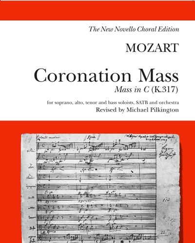 Coronation Mass, K. 317