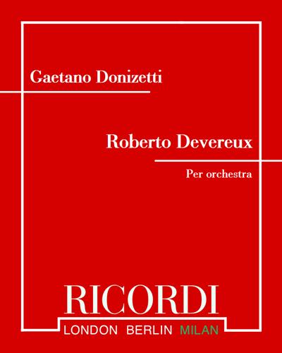 Roberto Devereux - Sinfonia