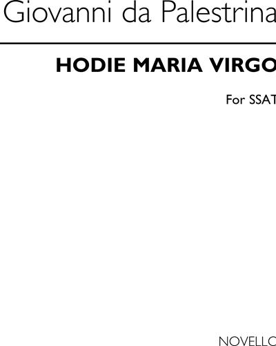 Hodie Maria Virgo