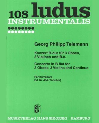 Concerto in B-flat major