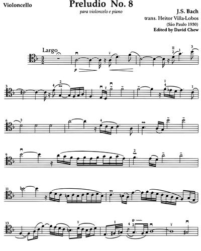 Prelude No. 8