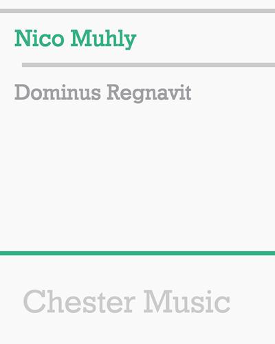 Dominus Regnavit