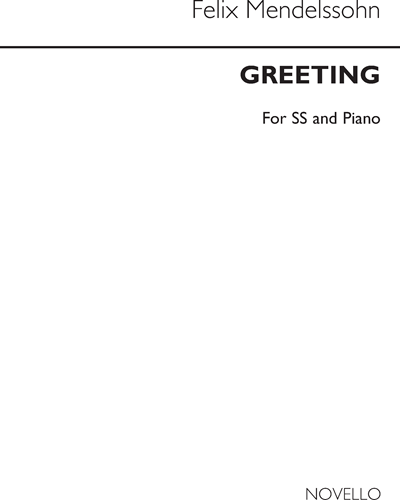 Greeting Op. 63 No. 3