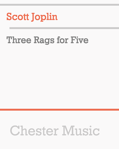 Three Rags for Five