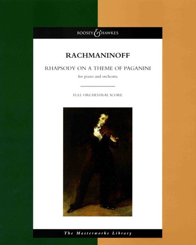 Rhapsody on a Theme of Paganini, op. 43 [New Corrected Edition]