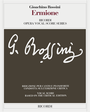 Ermione [Critical Edition]