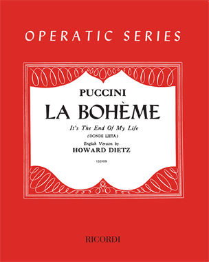 "Donde lieta (dall'opera ""La Bohème"")"