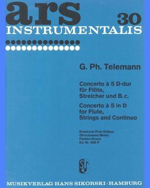 Concerto à 5 in D major