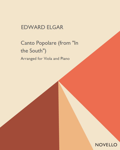 """Canto Popolare (from """"In the South"""")"""