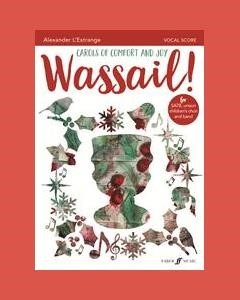 While Shepherds Watched (from 'Wassail! Carols of Comfort and Joy')