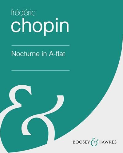 Nocturne in A♭ major; arr.
