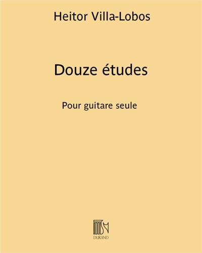 Douze études