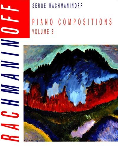 Piano Compositions, Vol. 3