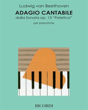 """Adagio cantabile dalla sonata Op. 13 """"Patetica"""""""