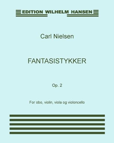 Fantasistykker, Op. 2