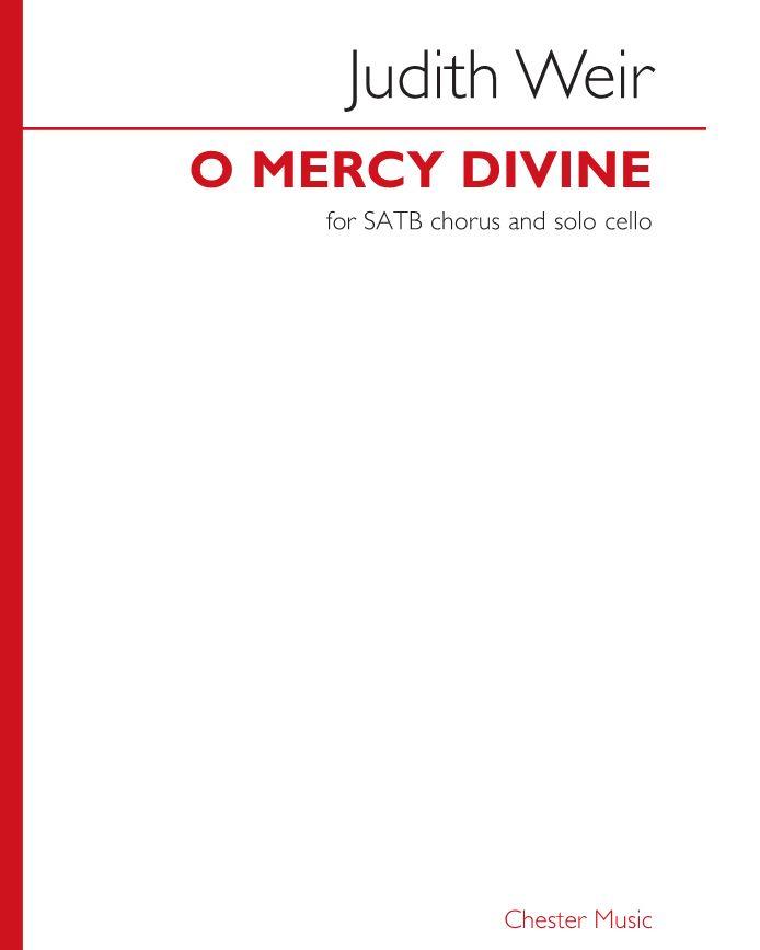 O Mercy Divine