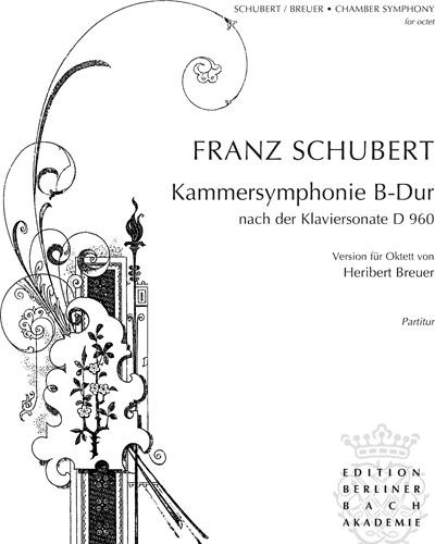 Chamber Symphony in B-flat major