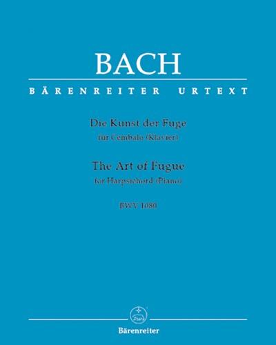 The Art of Fugue BWV 1080
