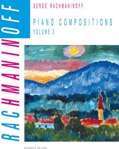 Piano Compositions, Vol. 2