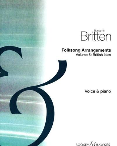 Folk Song Arrangements, Vol. 5