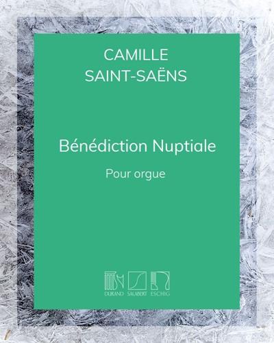 Bénédiction nuptiale Op. 9