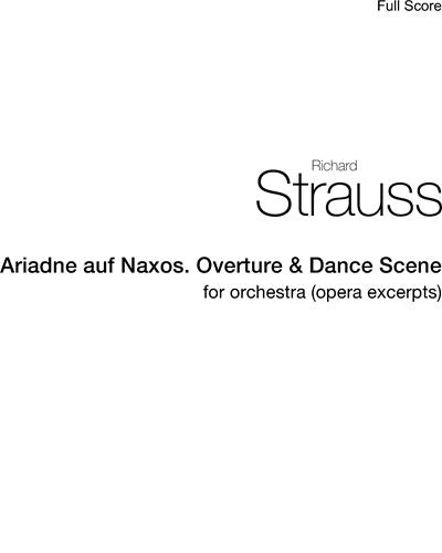 """Overture & Dance Scene from """"Ariadne auf Naxos"""""""