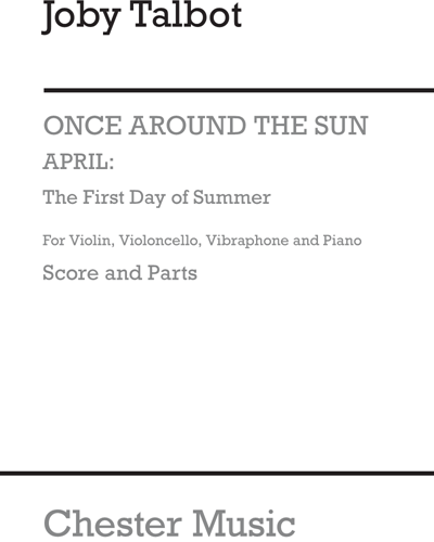 April: The First Day of Summer (for Ensemble)