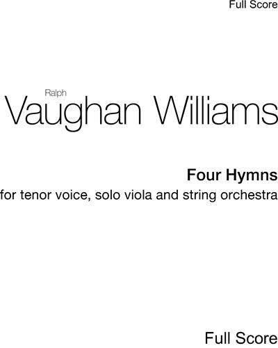 Four Hymns