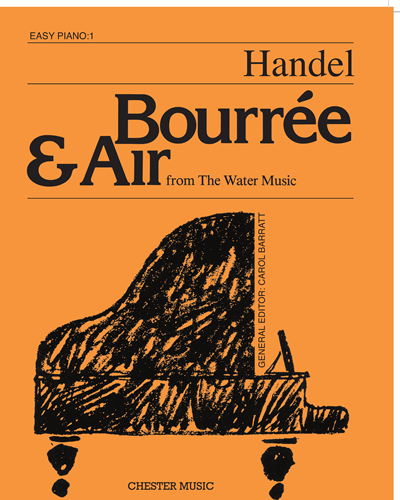"Bourrée & Air from ""The Water Music"""