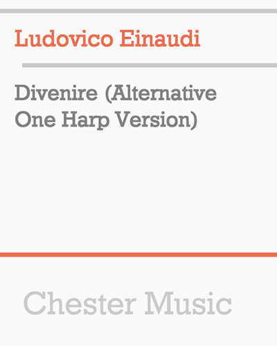Divenire [Alternative One Harp Version]