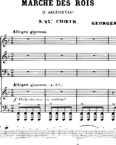 L'Arlésienne No. 62