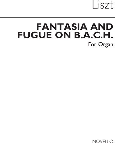Fantasia and Fugue on B.A.C.H.