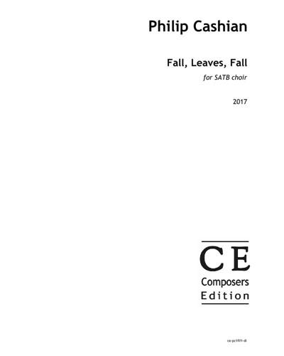 Fall, Leaves, Fall