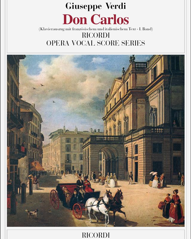 Don Carlos - Edizione integrale delle varie versioni