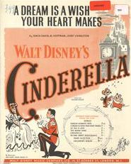 """A Dream Is a Wish Your Heart Makes (from """"Cinderella"""")"""