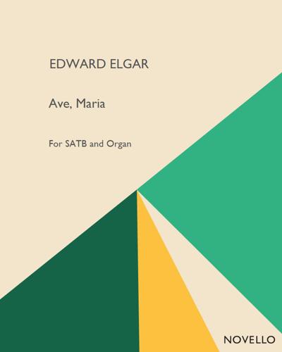 Ave, Maria, Op. 2 No. 2