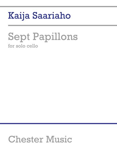 Sept Papillons