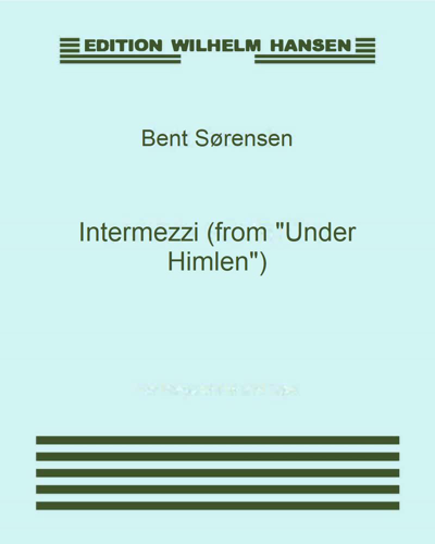 "Intermezzi (from ""Under Himlen"")"