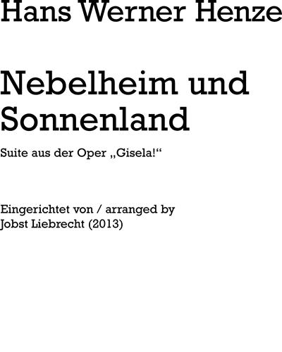 Nebelheim und Sonnenland